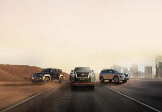 Nissan Patrol Continues To Dominate The Middle East Market