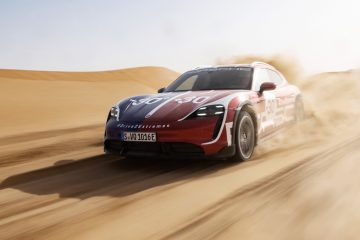 Porsche Middle East And Africa Sales Record A Five-Year High