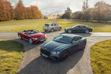 BENTLEY POSTS RECORD HALF-YEAR PERFORMANCE AS CAUTION REMAINS
