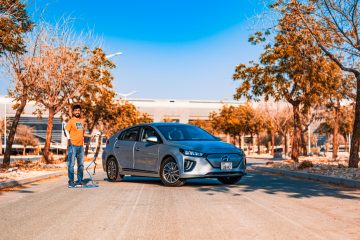 2021 Hyundai Ioniq EV Review | Here's My Experience With An Electric Car
