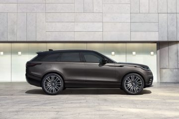 Land Rover Introduces More Choices For Range Rover Velar